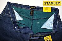 Джинсы зимние на флисе Stanley®(США)/W34xL34/Оригинал из США