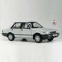Автостекло, лобовое стекло на MAZDA (Мазда) 323 BF Sedan / HatchBack / Kombi BW (1985 - 1989)