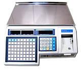 Ваги торгові CAS-LP-30 (1.6) RS-232, фото 2