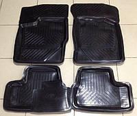 Коврики автомобильные для ВАЗ Lada Kalina (Лада Калина) резиновые высокого качества.