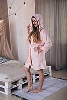 Шикарный халат с кармнами