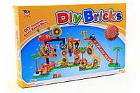 Конструктор Diy bricks на шестеренках 9506