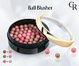 Румяна шариковые Golden Rose Ball Blusher, фото 3