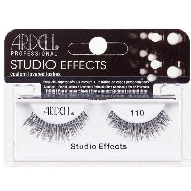 Накладные ресницы Ardell™ Studio Effects Lashes Black Ardell, 110