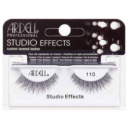 Накладные ресницы Ardell™ Studio Effects Lashes Black Ardell, 110, фото 2