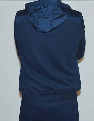 Мужской утепленный спор костюм AVIС3433 c капюшоном(2XL), фото 3