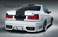 БАМПЕР ЗАДНИЙ BMW E34