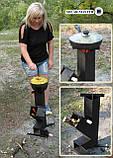 Ракетная турбо печь, фото 6