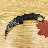 Нож керамбит Black Web, фото 3