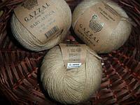 Gazzal Baby Alpaca 46005  55 % Бэби Альпака, 45 % Мериносовая шерсть файн супервош