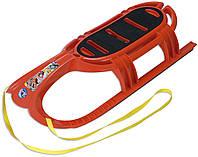 Санки Snow Tiger KHW - спортивный дизайн, облегченная конструкция