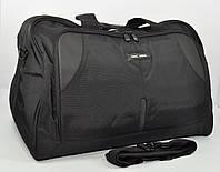 Сумка дорожная, спортивная черная Refiand 88657, 56 литров, фото 1