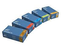 Перчатки нитрил голубые MercatorMedical  XS,S,M,L,XL(100шт)