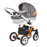 Детская прогулочная коляска ADAMEX BARLETTA 2в1