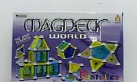Магнитный 3D конструктор AQ-186 на 110 деталей ***