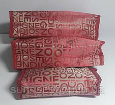 Косметички набор 3 шт разного размера, фото 2