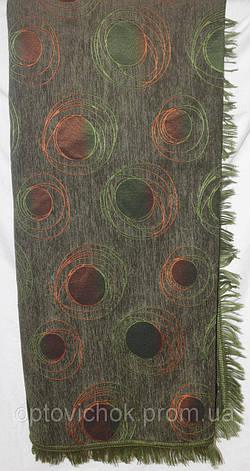 Дивандеки СУПЕР Турин зеленый на большой диван и два кресла, фото 2