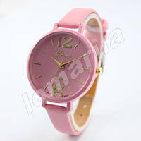 Женские кварцевые часы Geneva Platinum Rose