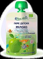 Пюре детское яблоко Fleur Alpine