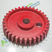 Шестерня привода аппарата (зубчатое колесо) пресс-подборщика Welger AP 12, фото 1