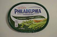 Сыр-крем Филадельфия с зеленым луком, 125 г