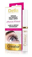 Delia Lash & Brow Enhancer Eyelash Creator Кондиционер для роста бровей и ресниц