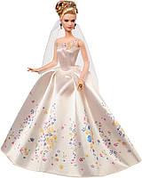 Disney Принцесса Золушка в День свадьбы Wedding Day Cinderella Doll CGT55