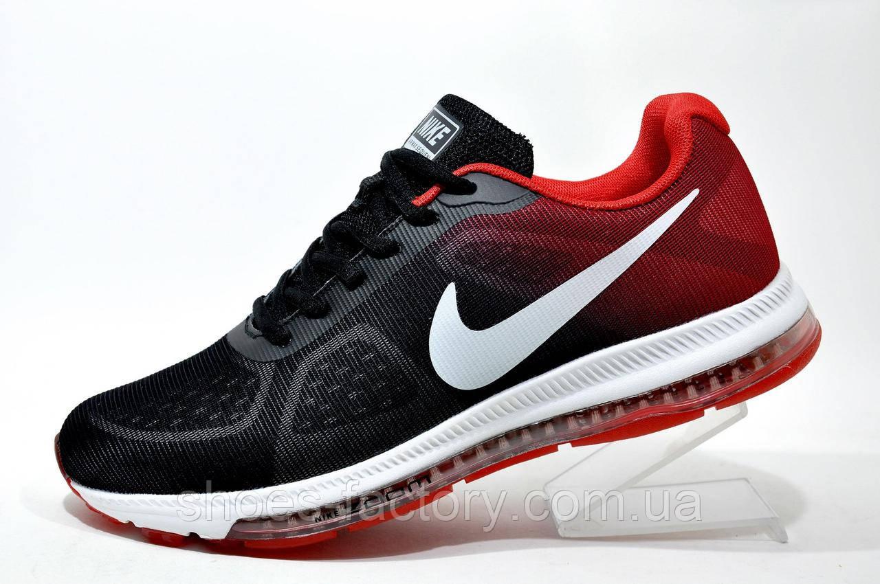 Мужские кроссовки в стиле Nike Air Max Sequent, Red\Black\White