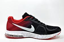 Мужские кроссовки в стиле Nike Air Max Sequent, Red\Black\White, фото 3