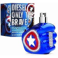 Парфюмированная вода Diesel Only The Brave Captain America (edp 75ml)