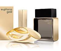 C.K.M.euphoria men LIQUID GOLD 100 ml