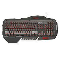 Клавиатура Trust GXT 850 Metal Gaming Keyboard UKR (20999)