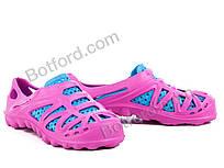 Кроксы Active 6-100L розовый розовый