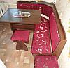 Кухонный уголок Лорд с раскладным столом +2табурета, фото 9