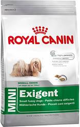 Сухий корм Royal Canin (Роял Канін) MINI EXIGENT для вибагливих собак дрібних порід, 3 кг