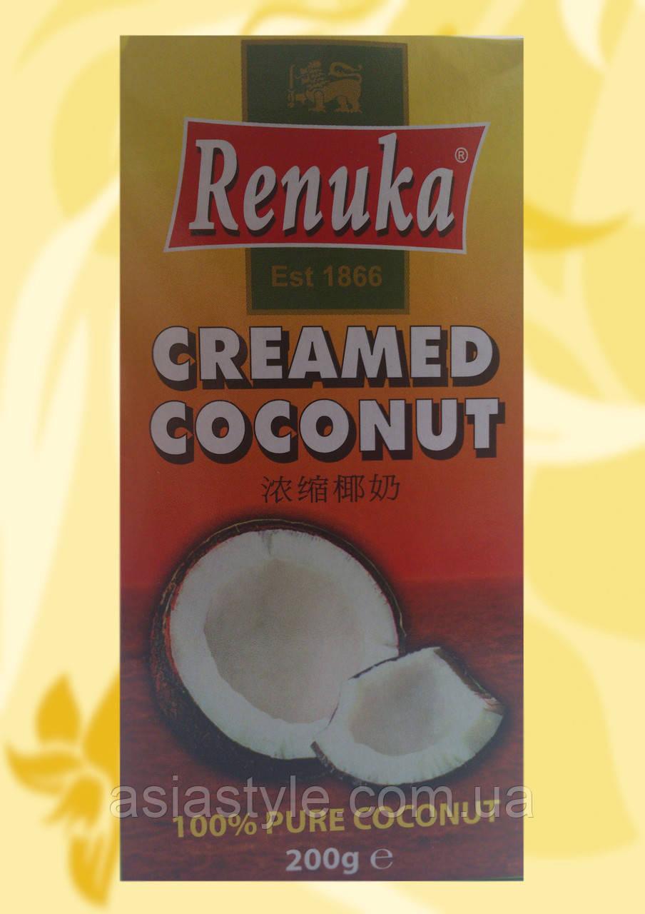 Кокосові вершки, блок, Renuka, 200мл, Дж