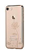 Чехол Devia Crystal Lotus IPHONE 7/8 (Champagne Gold)