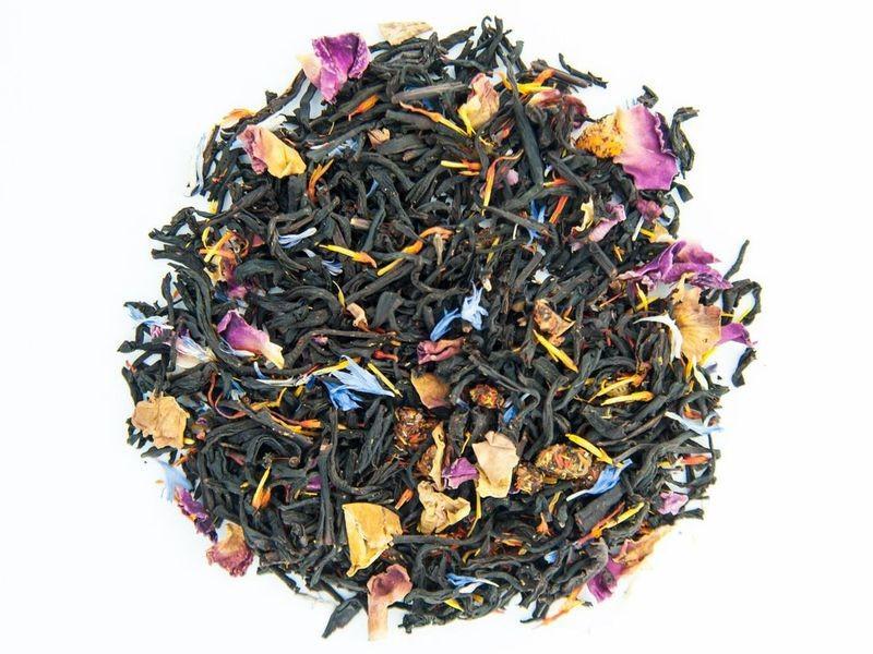 Чай Teahouse Персиковое фламбе №505