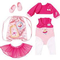 Наряд балерины куклы Беби Борн Baby Born Zapf Creation 824214