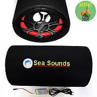 "Активный сабвуфер бочка Sea Sounds 10"" 350W"