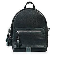 9ea3fb44f65e Зеленая женская кожаная сумка в категории рюкзаки городские и ...