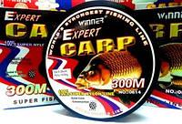 Леска Winner Carp Expert (300м) 0,3мм