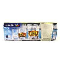 Набор стаканов Luminarc Icy G2766/1 3*300мл  низкие