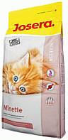 Josera Minette (Kitten) 10 кг - Полнорационный корм для котят и кормящих кошек