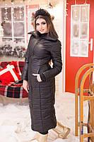 Женское молодёжное пальто Королева 2057 рус.