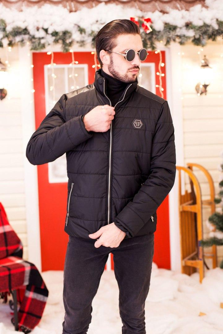 Куртка мужская зимняя Philipp Plein модель 1112 рус - магазин одежды