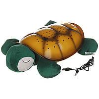 Светильник музыкальный черепаха