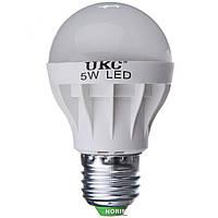 Лампа LED 5W E27 светодиодная