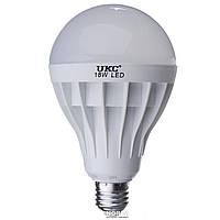 Лампочка светодиодная UKC Led Lamp E27 18W Круглая