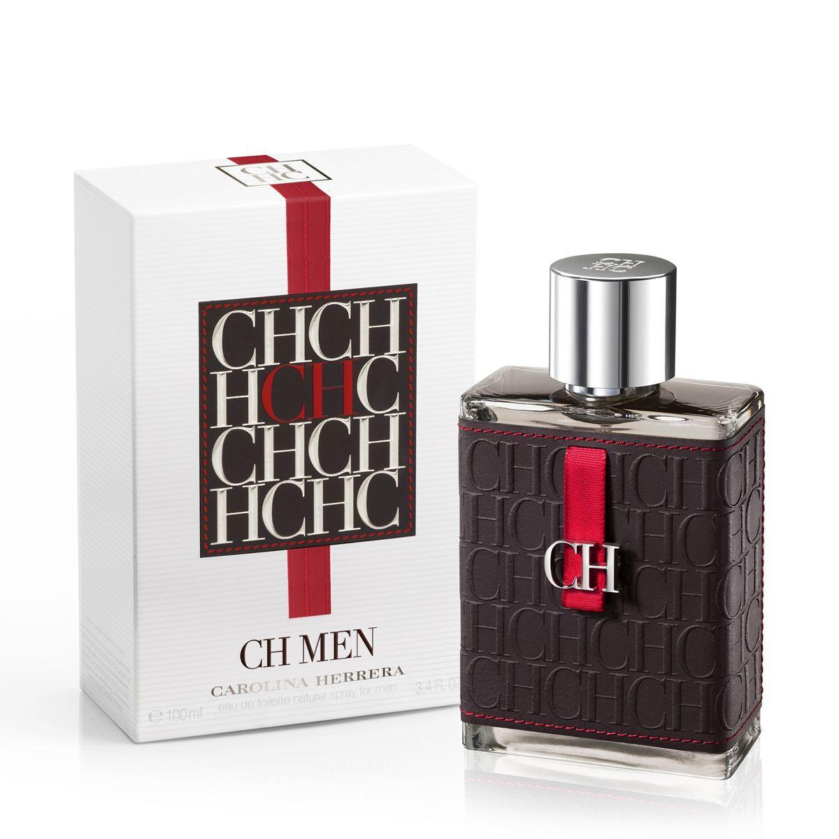 C.H.CAROLINA HERRERA CH-CH men 100 ML